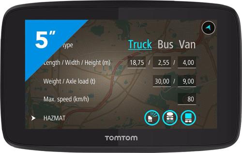 TomTom Go Professional 520 Europe Main Image