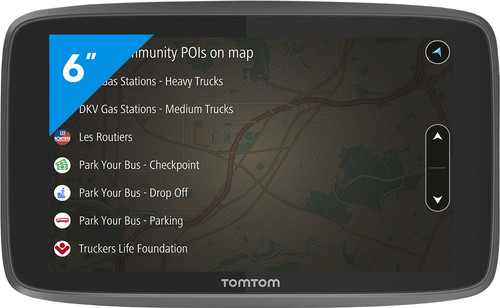 TomTom Go Professional 6250 Europe Main Image