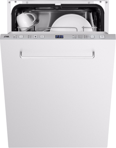 ETNA VW147SRVS / Built-in / Fully integrated / Niche height 82 - 88cm Main Image