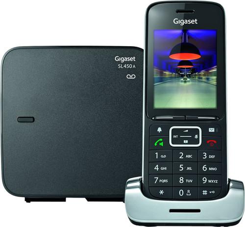 Gigaset SL450A Black Main Image