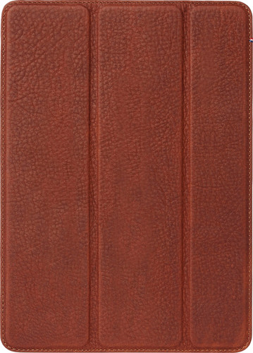 Decoded Slim Cover Cuir iPad Pro 10,5 pouces Marron Main Image
