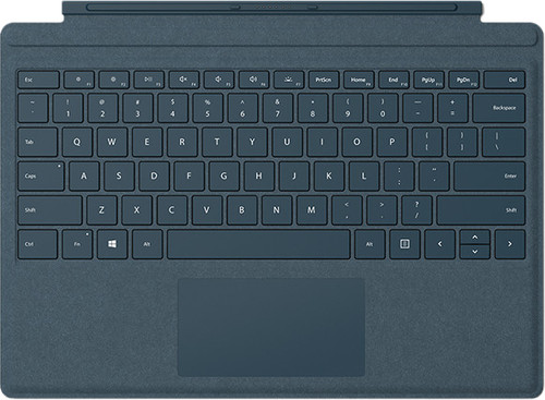 Microsoft Surface Pro Signature Cover Cobalt Blue AZERTY Main Image