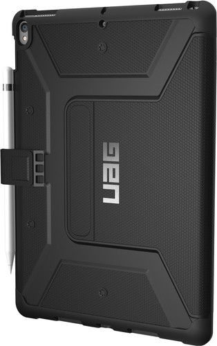 UAG Tablet Cover iPad Pro 10.5 / iPad Air (2019) Black Main Image