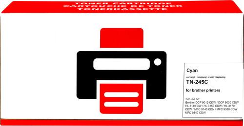 Pixeljet TN-245 Cyan for Brother printers Main Image