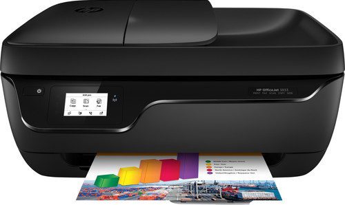 HP OfficeJet 3833 Tout-en-un Main Image