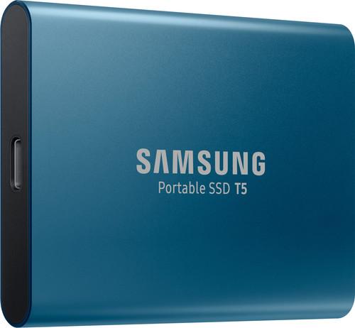 Samsung Portable SSD T5 500 GB Main Image
