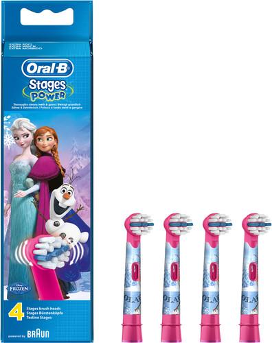 """Oral-B Stages Power Disney """"La Reine des Neiges"""" (4 pièces) Main Image"""