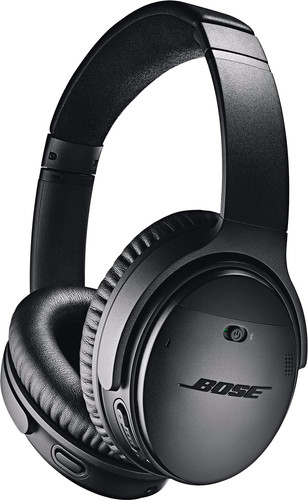 Bose QuietComfort 35 II Black Main Image