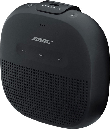 Bose SoundLink Micro Noir Main Image