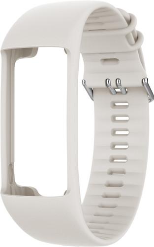 Polar A360/A370 Watch Strap Plastic M/L White Main Image