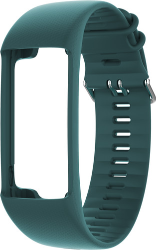 Polar A360/A370 Watch Strap Plastic Green M/L Main Image
