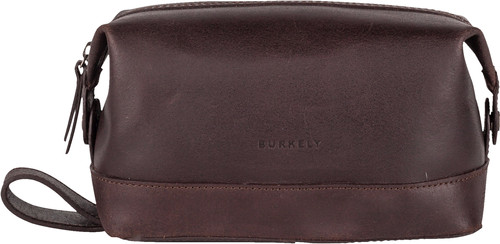 Burkely Vintage Riley Toiletry bag - Bruin Main Image
