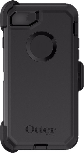 Otterbox Defender Apple iPhone 8/7/6s/6 Back Cover Black Main Image