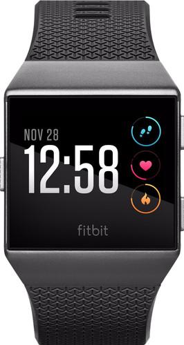 Fitbit Ionic Charcoal & Smoke Gray Main Image