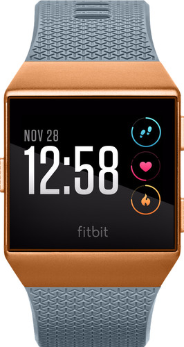 Fitbit Ionic Slate Blue & Burnt Orange Main Image