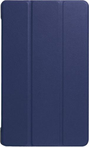 Just in Case Lenovo Tab 4 8 Smart Tri-Fold Coque Bleu Main Image