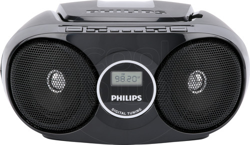 Philips AZ215 Black Main Image