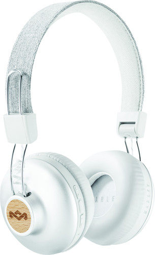 House of Marley Positive Vibration 2.0 BT Silver Main Image