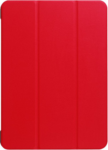 Just in Case Lenovo Tab 4 10 pouces Smart Tri-Fold Coque Rouge Main Image