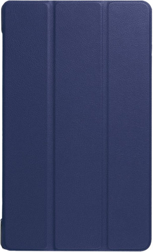 Just in Case Lenovo Tab 4 8 Plus Smart Tri-Fold Case Blue Main Image
