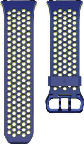 Fitbit Ionic Plastic Watch Band Yellow L Main Image