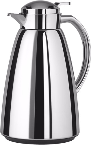 Tefal Campo Carafe isotherme 1 litre Chrome Main Image