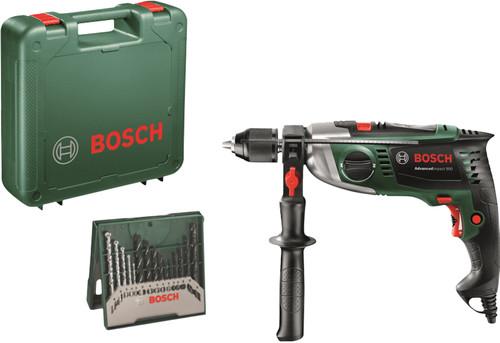 Bosch Advanced Impact 900 + set d'accessoires de 15 pièces