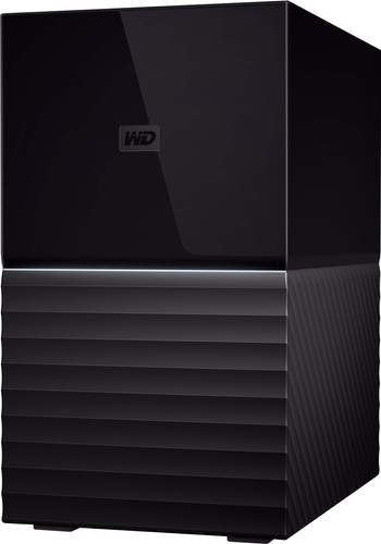 WD My Book Duo 16TB Main Image
