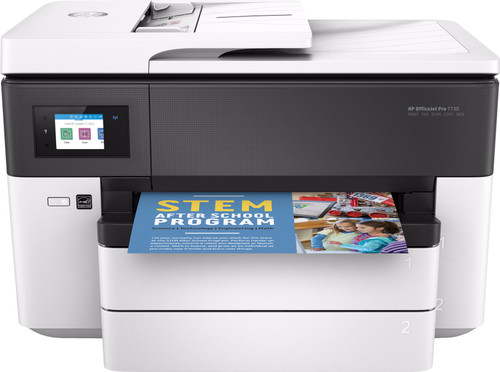HP OfficeJet Pro 7730 Tout-en-un Main Image