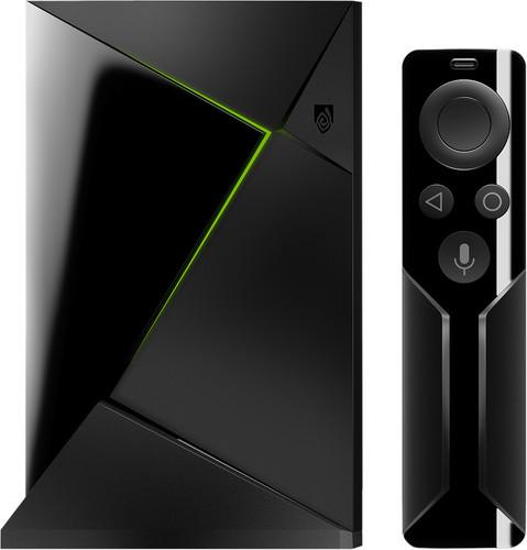 NVIDIA SHIELD TV avec télécommande Main Image
