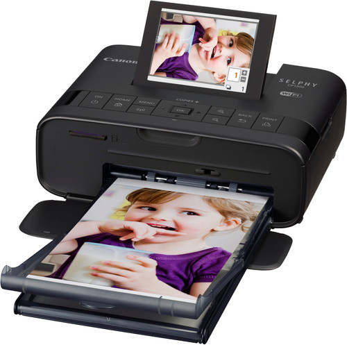 Canon SELPHY CP1300 Black Main Image