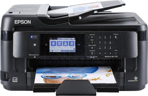 Epson WorkForce WF-7710DWF Main Image