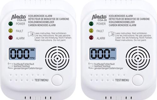 Alecto COA-26 Duo Pack Main Image