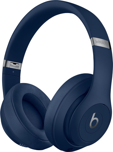 Beats Studio3 Sans Fil Bleu Main Image