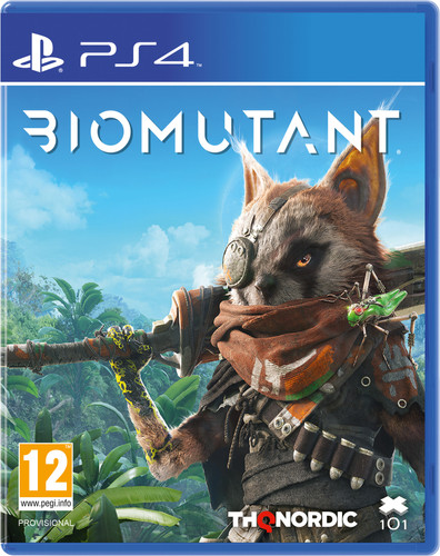 Biomutant PS4 Main Image
