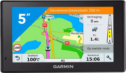 Garmin DriveSmart 51 LMT-D Europa Main Image