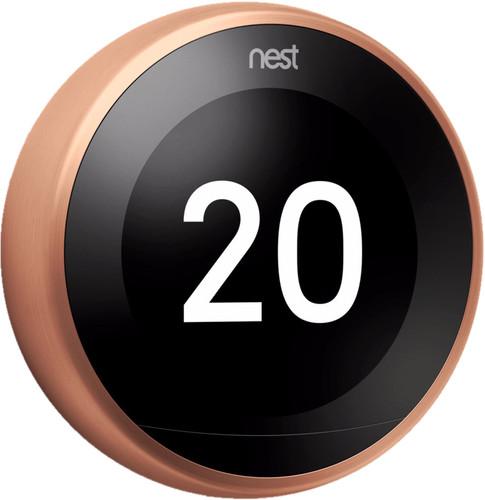 Google Nest Learning Thermostat V3 Premium Copper Main Image