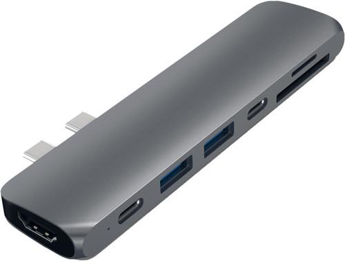 Satechi TYPE-C PRO Hub 4K HDMI Gris Main Image