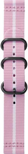 Samsung Gear Sport Premium Nylon Watch Strap Pink Main Image