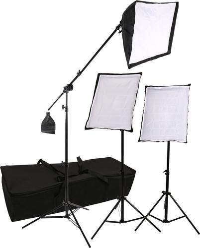 StudioKing Daylight Set SB03 3x135W Main Image