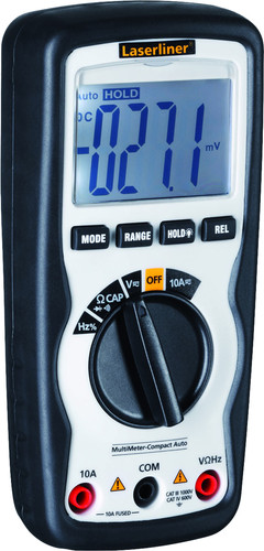 Laserliner MultiMeter-Compact Main Image