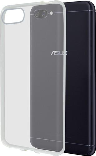 Azuri Glossy TPU Asus Zenfone 4 Max 5.2 Inch Back Cover Transparent Main Image