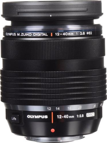 Olympus M.Zuiko 12-40mm f/2.8 Main Image