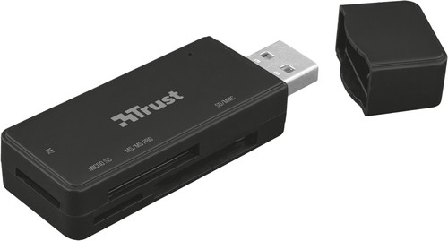 Trust Nanga USB 3.1 Lecteur de Carte Main Image