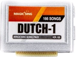 Magic Sing Dutch Vol. 1 Songchip Main Image