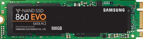 Samsung 860 EVO M.2 500 Go Main Image