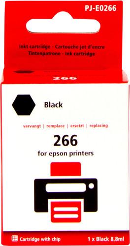 Pixeljet 266 Cartridge Zwart Main Image