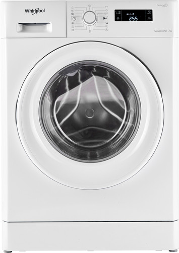 Whirlpool FWF71683WE EU Main Image