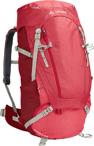 Vaude Wo Asymmetric 48 + 8L Indian Red Main Image
