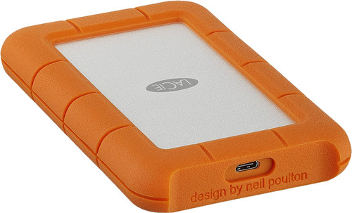 LaCie Rugged Secure USB-C 2TB Main Image